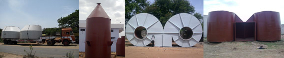 Industrial Structurals in chennai